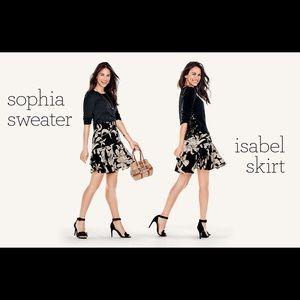cabi Isabel Floral Skirt - Style #5053